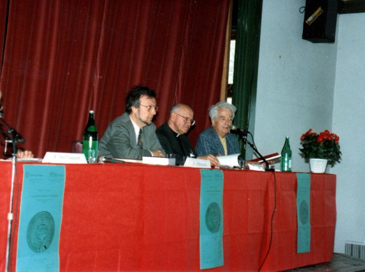 Gilbert Durand, Julien Ries, Armand Abécassis