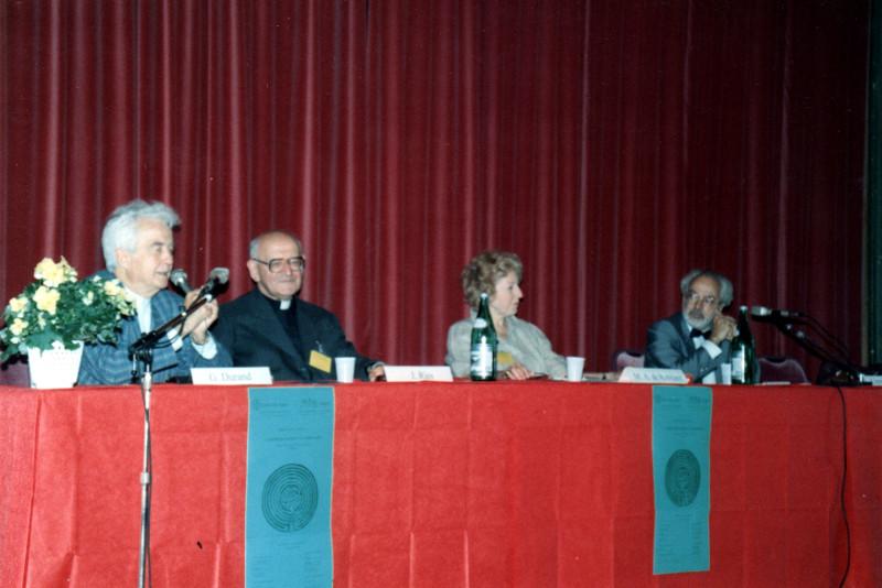 Gilbert Durand, Julien Ries, Marie Amélie de Robilant, Lima De Freita