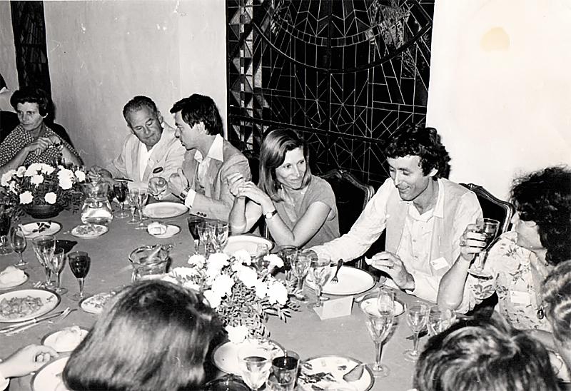 COLLOQUE DE CORDOUE (1979) : AVEC LUCILE HÉRAUD, FRISHOF CAPRA, DARYUSH SHAYEGAN