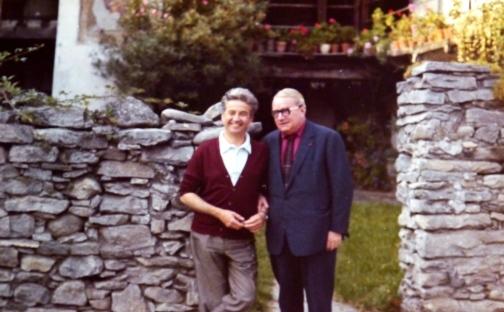 Eranos 1968, Durand et Corbin